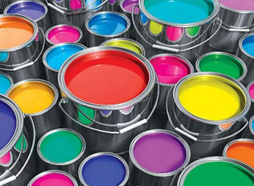 صنایع رنگ
